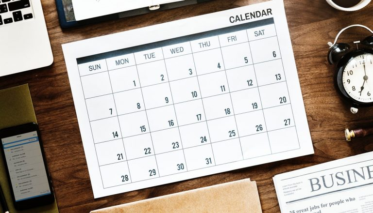 Tax Deadlines and how to avoid fines